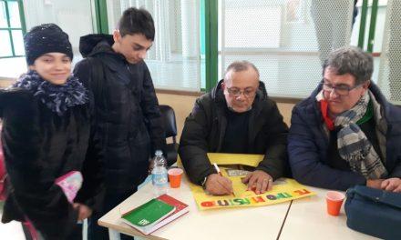 Giovanni Impastato racconta suo fratello ai ragazzi delle scuole di Venaria