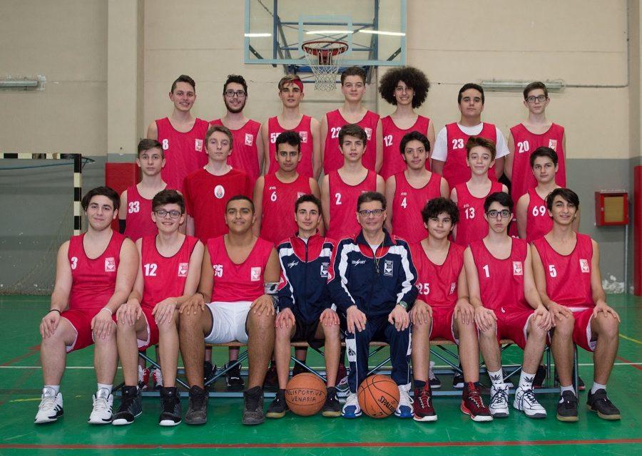 Polisportiva: gli allievi del Basket alle fasi finali regionali