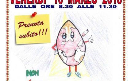 A scuola con l'AVIS: piccoli donatori crescono