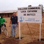 """""""Arrivederci Luca Onlus"""", 10 anni di volontariato, in favore dell'istruzione"""