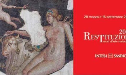 Restituzioni alla Reggia: il recupero del 'Paliotto' raccontato dalla restauratrice Valentina Tasso (FOTO e VIDEO)