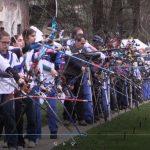 Tiro con l'arco, molte le 'stelle' per la prima gara outdoor: il Sentiero Selvaggio sugli scudi (TUTTE LE FOTO DELLE PREMIAZIONI e VIDEO)