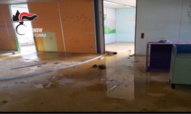MAPPANO – Raid vandalico nell'ex asilo: denunciate quattro persone