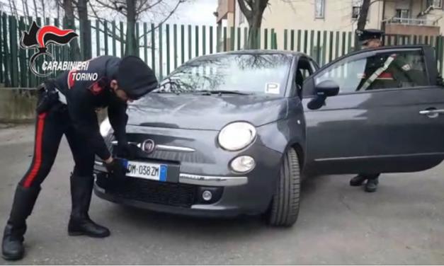 """VENARIA- ORBASSANO – Scoperto il """"camerino – garage"""" per truffare gli anziani: due arresti"""