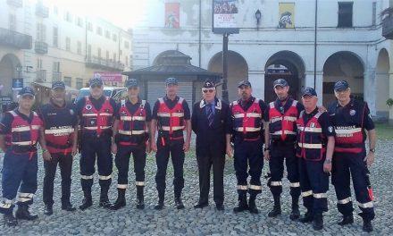 L'Associazione Carabinieri al servizio della comunità. Presenti anche al Giro d'Italia moltissimi volontari (FOTO e VIDEO)
