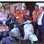 IL VESPA CLUB DI VENARIA REALE PRONTO PER IL 10° RADUNO NAZIONALE (FOTO e VIDEO)