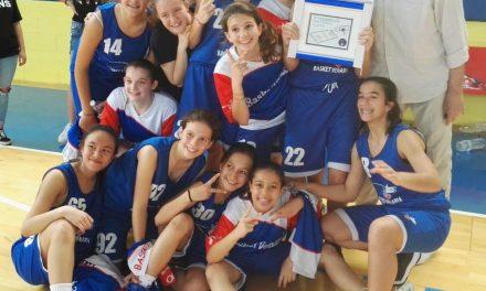 Basket femminile U13, la Progetti Medical Venaria è vice-campione regionale