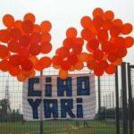 """Torneo 'Ciao Yari': """"Ogni anno sei qui con noi"""""""