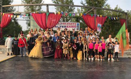 """ALTESSANO – Festa di S. Marchese, il Borgo S. Rocco si aggiudica il Palio. Il presidente Macario: """"Un'edizione soddisfacente"""""""