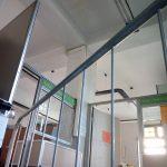 Ufficio Stato Civile, accampati in attesa dei lavori di ripristino del soffitto