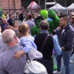 San Francesco in festa, la comunità si stringe in un meraviglioso grande abbraccio (FOTO e VIDEO)