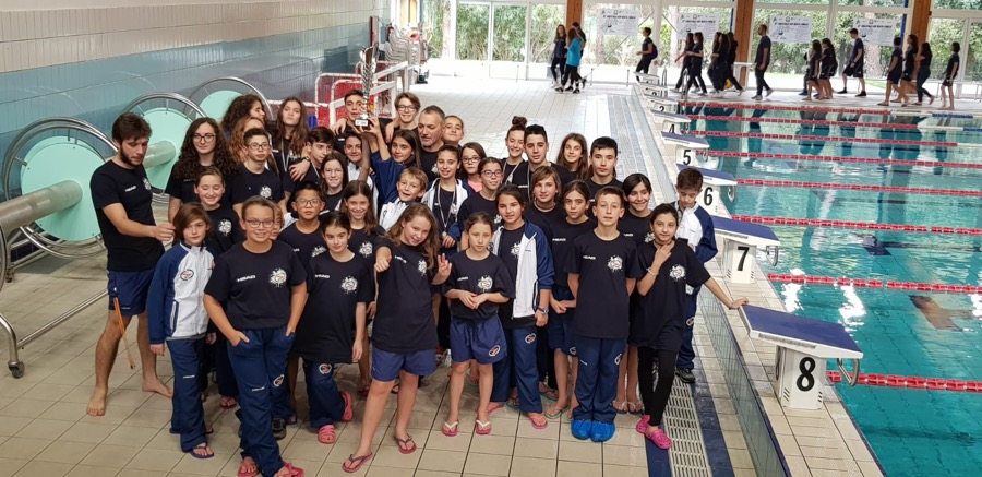 Anche a Lignano i ragazzi del nuoto pinnato dello Sport Club continuano a stupire (FOTO)