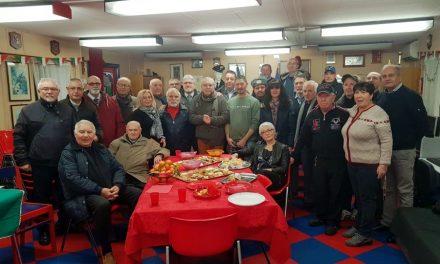 Scambio di auguri per l'Associazione Carabinieri 'Benito Atzei'