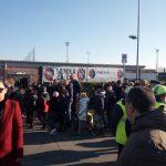 """L'impianto del Pianezza Calcio intitolato a Vito Scafidi. Castello: """"Bisogna continuare a sensibilizzare verso una maggiore sicurezza"""" (FOTO e VIDEO)"""
