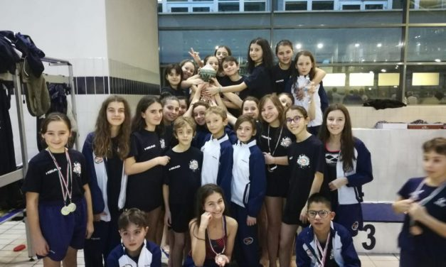 Nuoto pinnato: con il 2° posto al trofeo 'La Mole', lo Sport Club vince le selezioni CONI