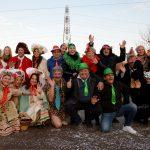 Tantissime persone  alla  2^ edizione del Carnevale  di  Pianezza & Alpignano