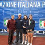 Pesistica olimpica, l'ASD Venaria 1 conquista due titoli regionali