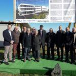 PIANEZZA – Un nuovo stabilimento della GROB: ecco la posa della prima pietra