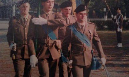 """Dopo 40 anni di nuovo insieme: ecco il ritrovo degli Ufficiali e Sottufficiali del battaglione """"Cremona"""""""