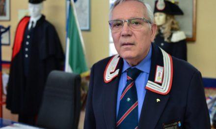 Il Brigadiere Giuseppe Scavo rieletto presidente