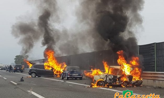 Incidente sull'autostrada  Torino – Pinerolo: morti padre e figlia di 6 anni
