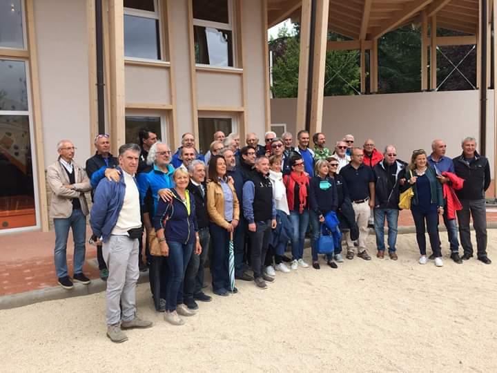 VENARIA – Grazie anche alle nostre 'Associazioni Riunite', ecco la Casa della Montagna di Amatrice (FOTO)