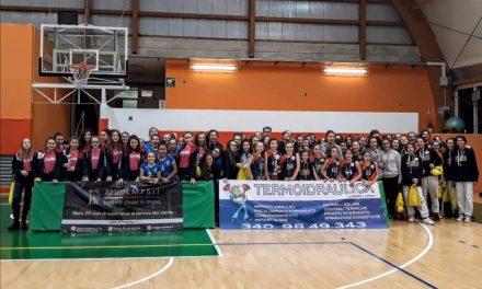 VENARIA – Volley sugli scudi con la 'Befana nel pallone