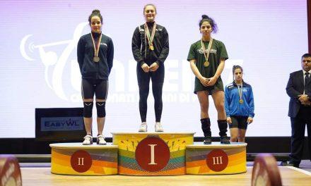 VENARIA – Pesi, campionati italiani U17: Francesca e Rebecca orgoglio cittadino