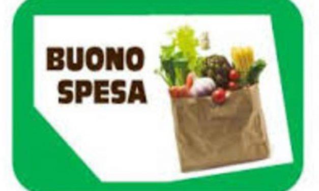 PIANEZZA – Richiesta Buono Spesa, da presentare entro martedì 07/04