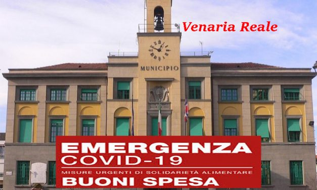"""BUONI SPESA – """"Solidarietà Alimentare"""" effetti economici derivanti dall'emergenza Covid-19."""