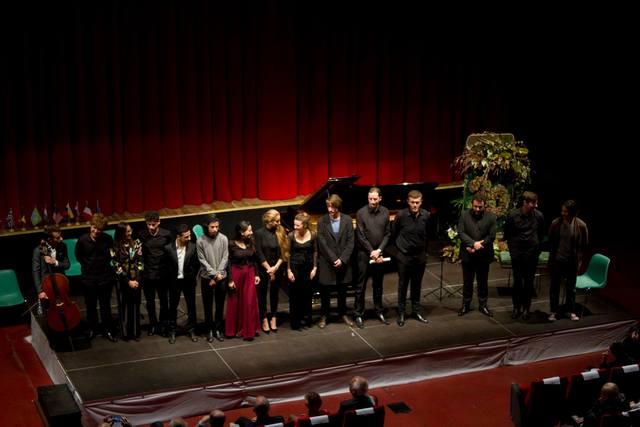 Ritorna a Venaria Reale il Concorso Internazionale di Musica da Camera Luigi Nono