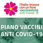Venaria: adesione in Comune al  VACCINO SARS-COV-2
