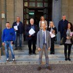RIDISTRUBUZIONE DELLE DELEGHE ASSESSORILI  NELLA GIUNTA GIULIVI